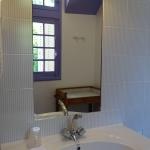 The bathroom  Les Grassias