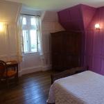The bedroom  Les Grassias