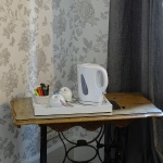 Room Monsieur - coffe and tea